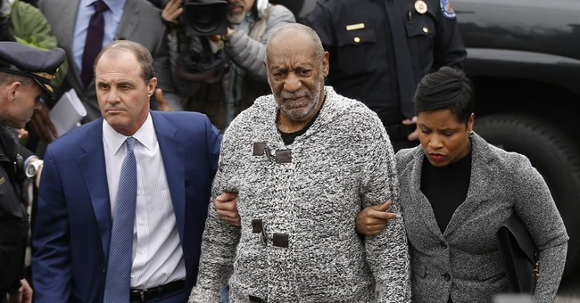 Cosby sues sex-assault accuser, lawyer for contract breach