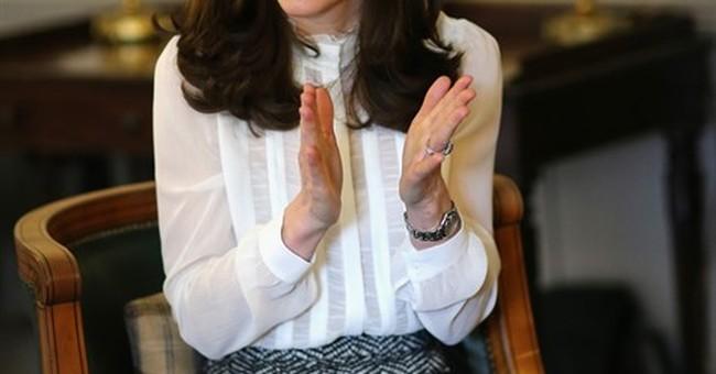 Duchess of Cambridge raises mental health issues in Huffpost