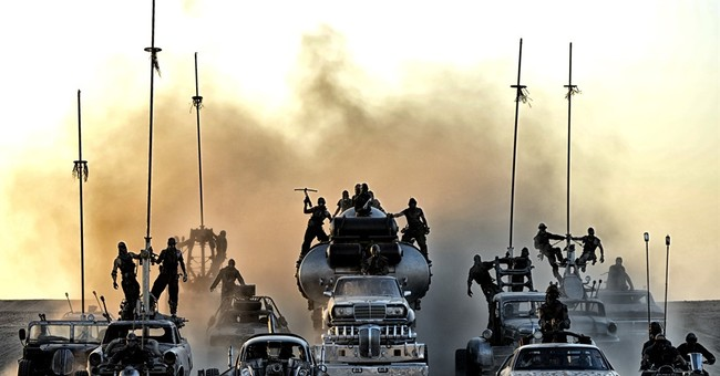 An Oscar onslaught for 'Mad Max' blindsides Miller