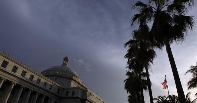 Puerto Rico mulls debt moratorium, other options amid crisis
