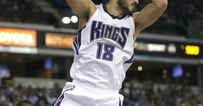 Israel's first NBA player Omri Casspi having breakout season