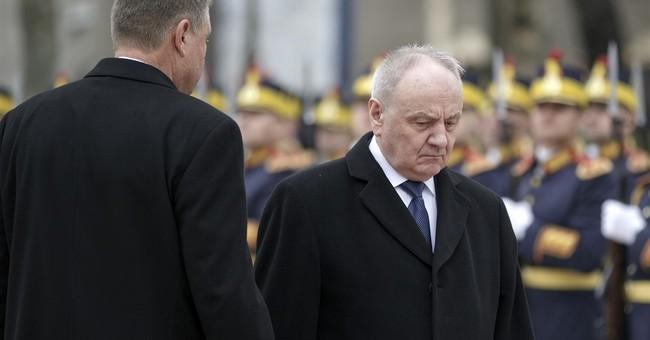 Romania leader urges Moldova to reform for $65 million loan