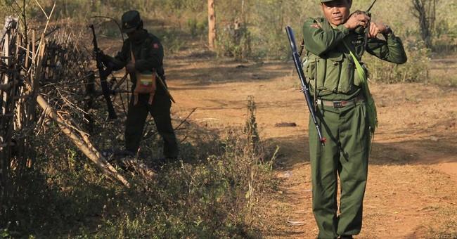 Myanmar's insurgents fight on despite advent of democracy