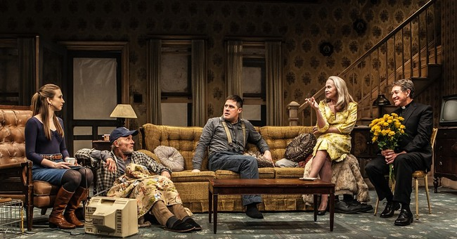 Review: Family secrets dug up in harrowing 'Buried Child'