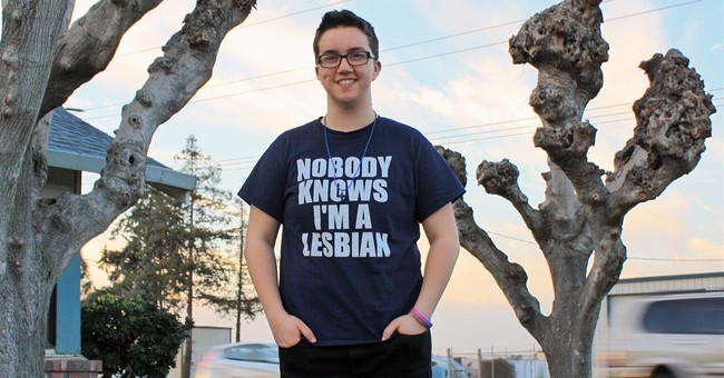 California school to change policy after banning gay T-shirt