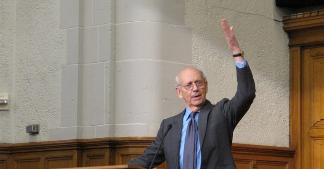 Breyer: US Supreme Court to be 'grayer place' without Scalia