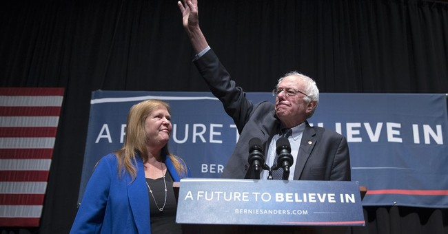 Spokesman: Sanders doesn't believe gender is reason for vote