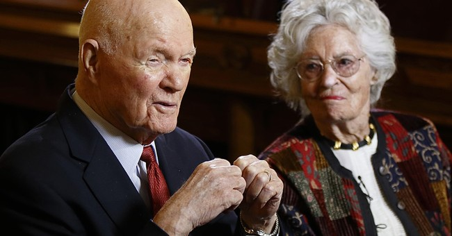 Awareness day named for Annie Glenn clears Ohio House
