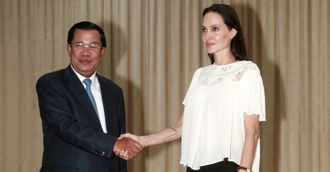 AP Interview: Angelina Jolie returns to Cambodia as director
