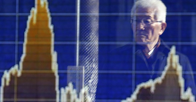 The Latest: European stocks end day sharply higher