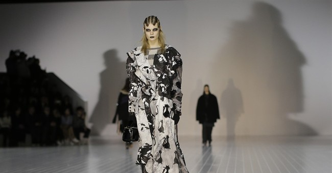 Fashion Week: Gaga walks in Marc Jacobs to close out NYFW