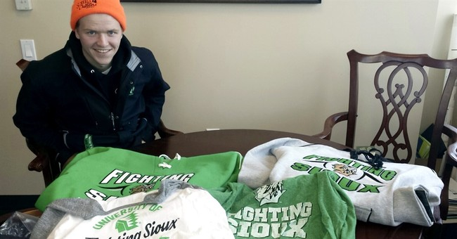 North Dakota sells Fighting Sioux items to satisfy NCAA