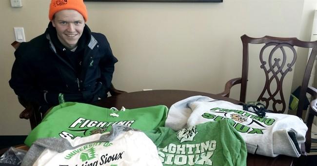 North Dakota sells Fighting Sioux items to satisfy NCAA