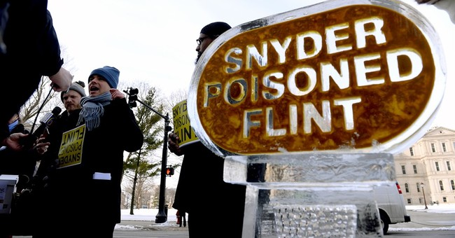 Correction: Flint Water story