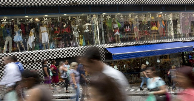 Brazil's central bank says economy shrank 4.08 pct in 2015