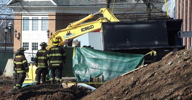 Generator falls from crane, killing 2 at construction site