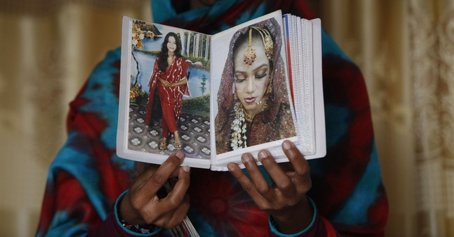 Pakistani women risking all to fight for their rights