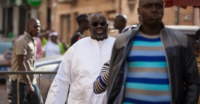 Diack's son questioned by Senegalese police