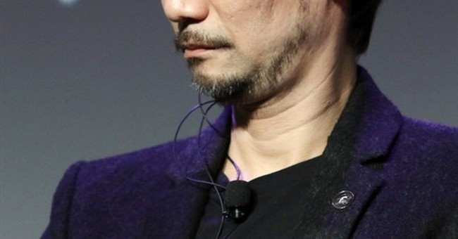 Hideo Kojima, Guillermo del Toro reunite at game summit