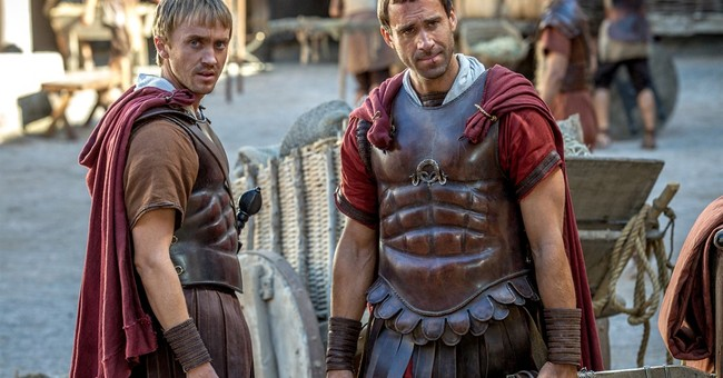 'Risen' star Fiennes proud to be part of religious legacy