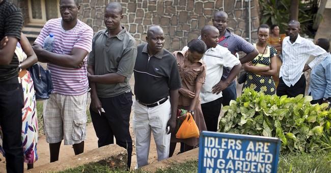 Uganda: Opposition candidate briefly arrested after voting
