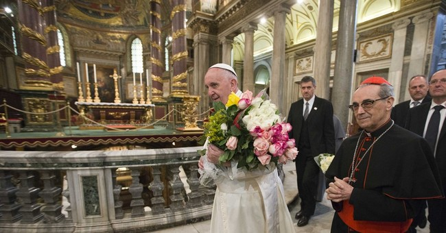 Pope suggests contraception can be condoned in Zika crisis