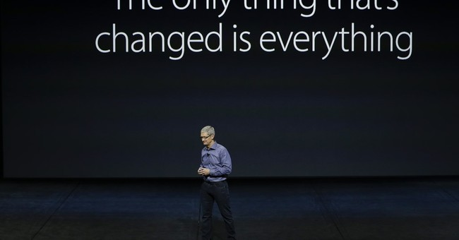 Big tech companies belatedly join Apple in encryption fight
