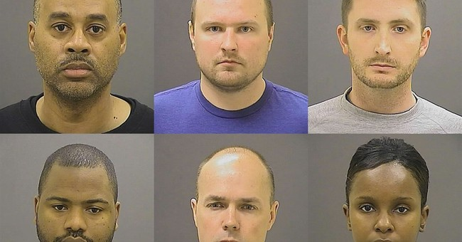 Court of appeals delays officer's trial in Freddie Gray case