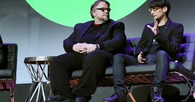 Hideo Kojima, Guillermo del Toro reunite at game summit