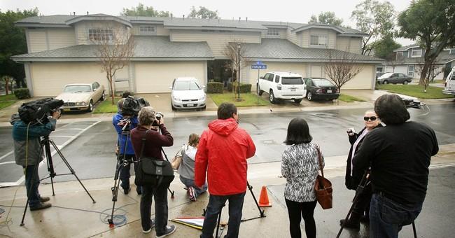 FBI searches home of San Bernardino shooter's brother