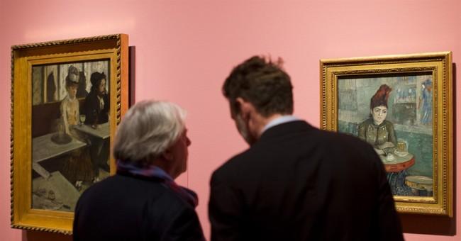Van Gogh Museum shows Paris prostitution through paintings