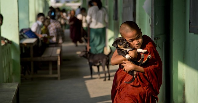 Image of Asia: Getting an education in Myanmar