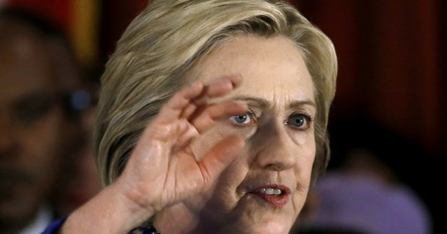 Clinton bid a financial boon for strapped Democratic Party