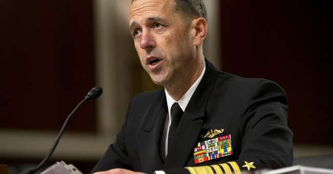 Navy leader says 'nukes' essential to US survival