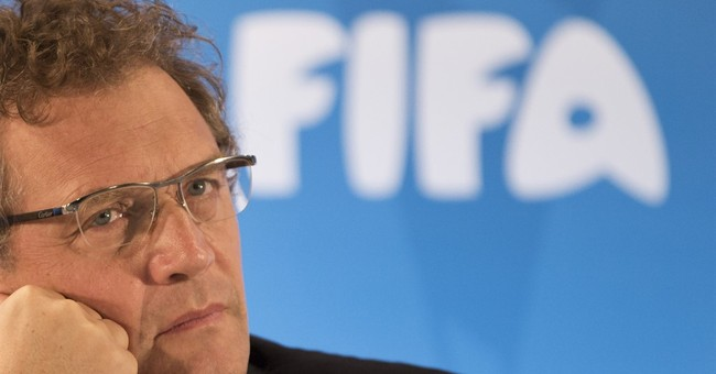 FIFA extends Jerome Valcke's ban for another 45 days