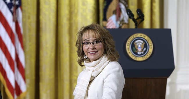 5 years after Tucson shooting, Gabby Giffords is in action