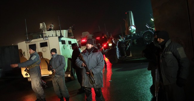 Afghan troops end standoff at Indian Consulate in north