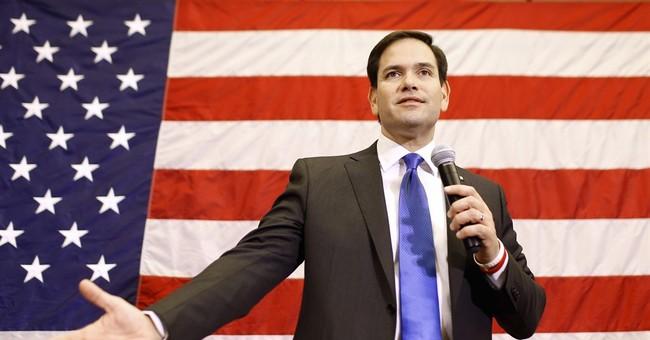 Sen. Rubio: Can't 'fix America' from GOP-held House, Senate