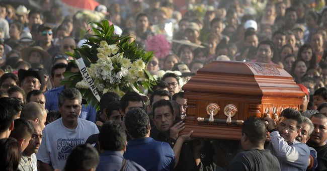 Mexico mayor's killer reveals clandestine graves of 4 people