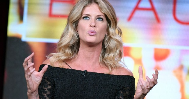 Supermodel Rachel Hunter feels pressure to keep up looks
