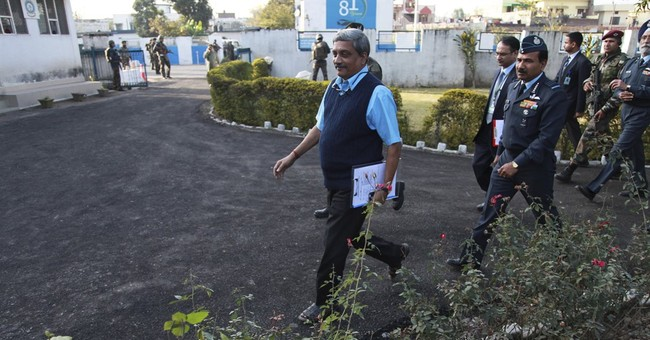 India says all 6 militants killed in air base siege