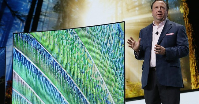 New TV tech promises sharper colors, but not much to watch