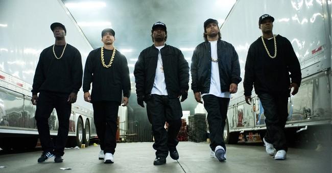 'Trainwreck,' 'Straight Outta Compton' snag writing nods
