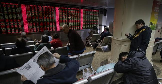 Shanghai index steadies but China fears still stalk markets