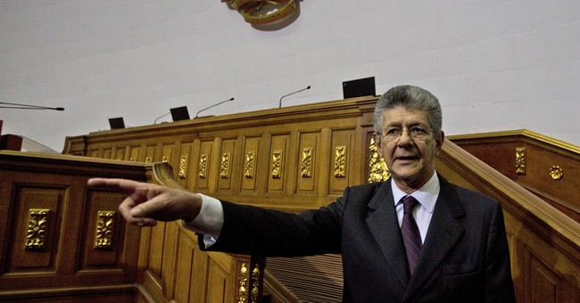 Venezuela opposition controls congress after 17 years