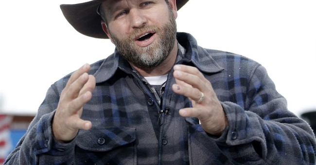 Man behind armed Oregon band says he's on mission from God