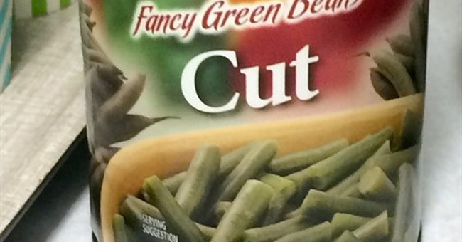 Utah woman says she found a snake head in canned green beans