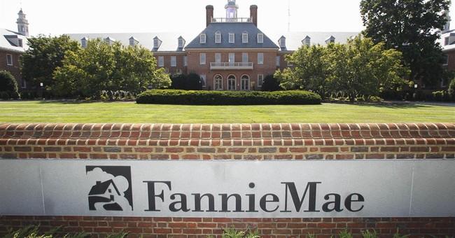 Higher interest rates boost Fannie Mae profit
