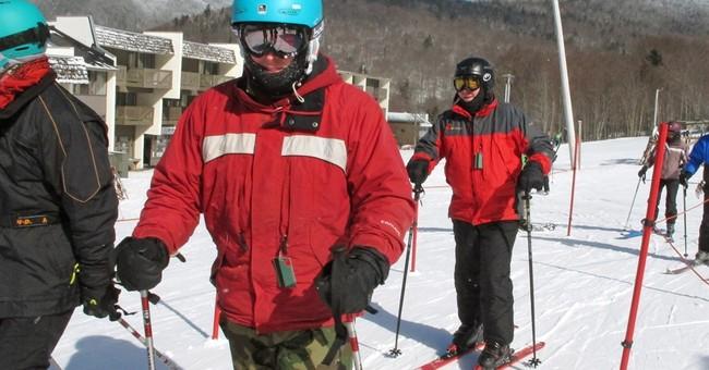 Vermont veterans with PTSD go skiing to bond, heal