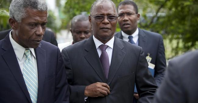 Haiti leader committed to interim gov't lasting 120 days